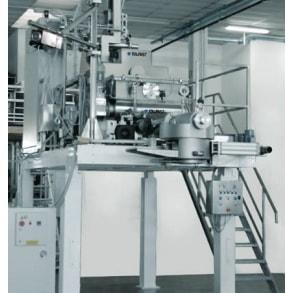 Vacuum pasta extruder MAC600 VRC ITALPAST