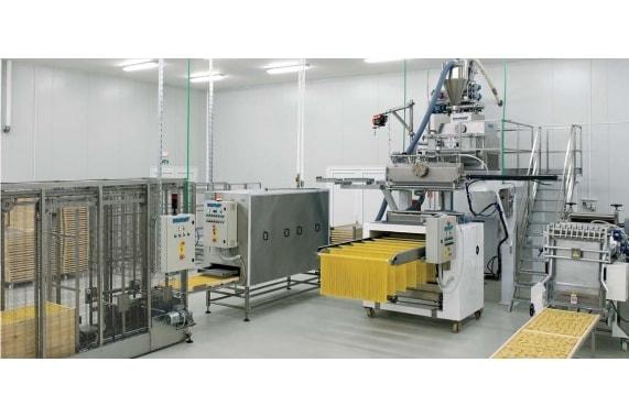 Vacuum pasta extruder MAC600 VRL ITALPAST