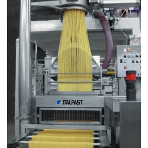Spaghetti production unit TR600 ITALPAST