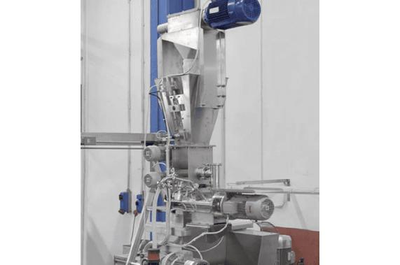 Vacuum pasta extruder MAC250 VRL ITALPAST