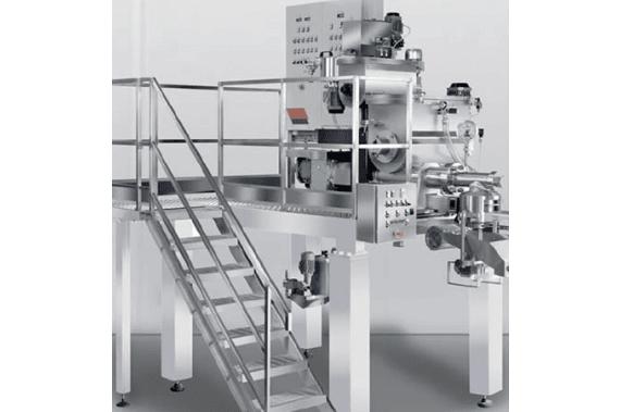 Vacuum pasta extruder MAC 320 VRC ITALPAST