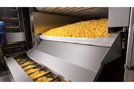 Short-cut pasta line 500 kgh ITALPAST
