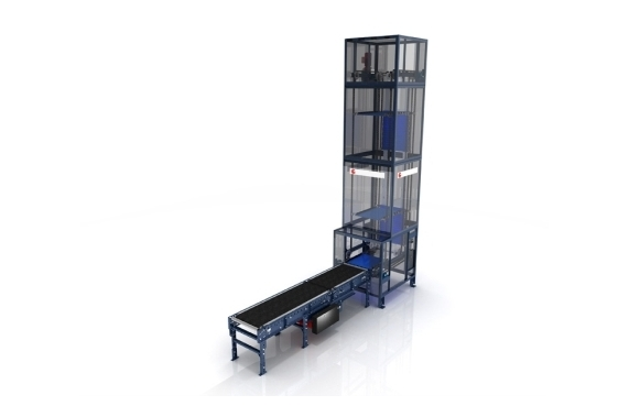 Vertical conveyor systems UNI-TECH