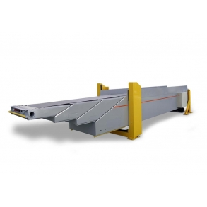 Telescopic conveyors UNI-TECH