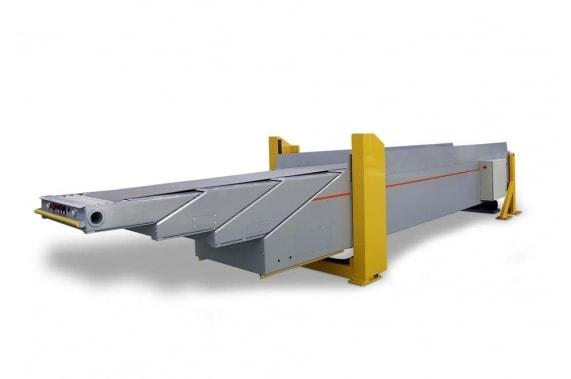 Telescopic conveyors UNI-TECH