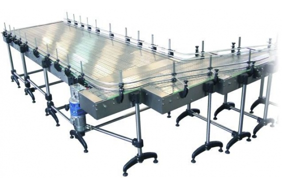 Table-top chain conveyor systems UNI-TECH