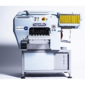 The automatic packaging machine ELIXA 21 Fabbri Group