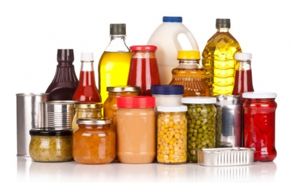 Dosing fruits, vegetables, sauces and ketchup