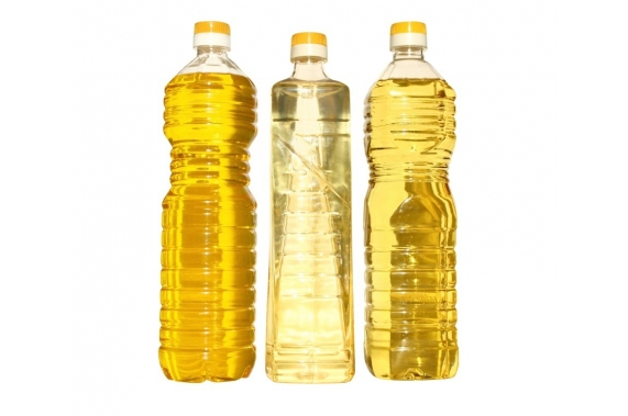 Food and non-food oil filling