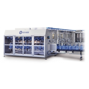 Washer of returnable bottles BARDI
