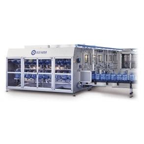 Washer of returnable bottles BARDI