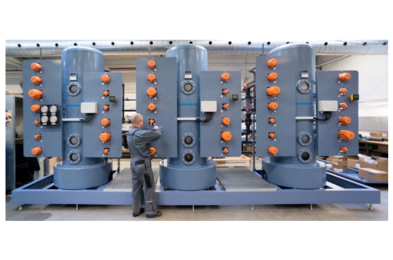 Demineralization plants EUROWATER