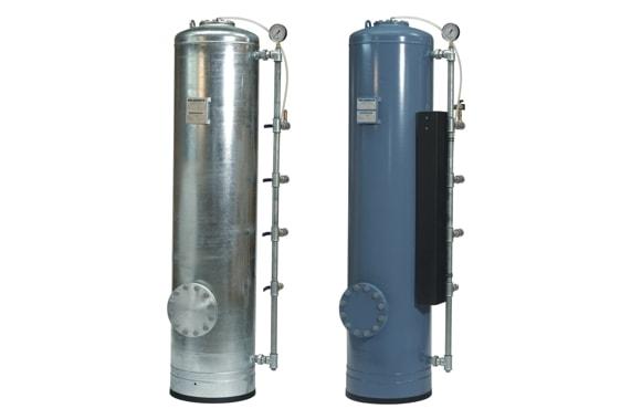 Pressure filter plants EUROWATER