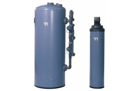 Activated carbon filters EUROWATER