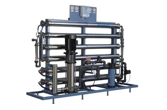 2- Reverse osmosis units (RO units) EUROWATER