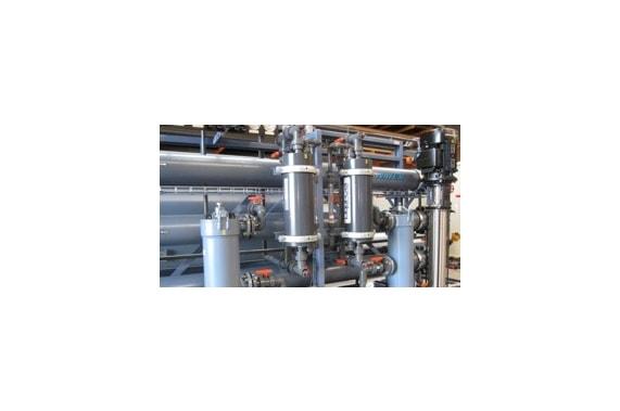 Membrane degasser EUROWATER