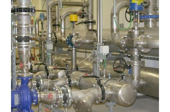 Thermal power station UNI-TECH