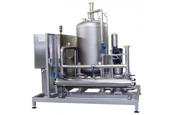 Water treatment ozone generator UNI-TECH