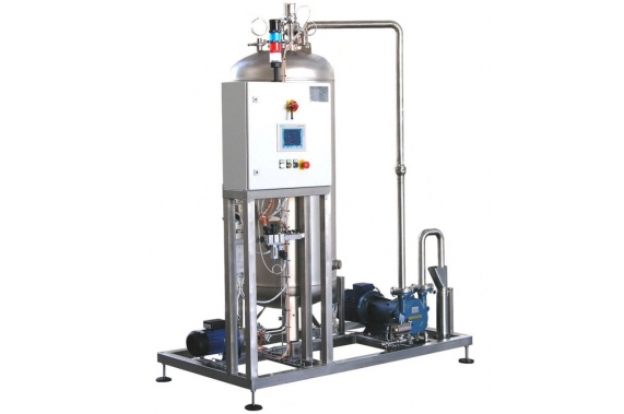 Empty wash water collection unit UNI-TECH