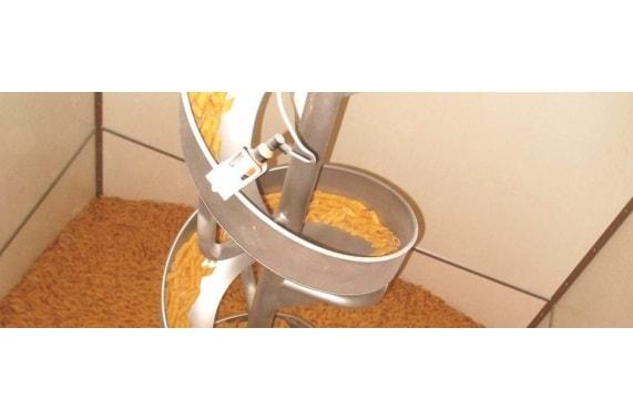 Spiral lowerators Cusinato