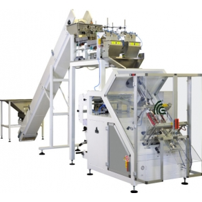 Inclined form-fill-seal packaging machines C35i Campagnolo