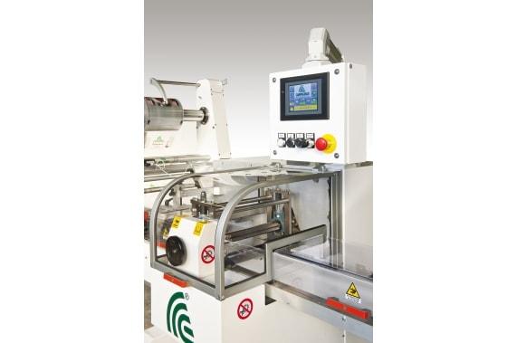 Horizontal flow-pack machines FP60 Camapgnolo