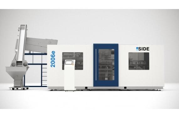10000 bph till 3 Lts blow moldig machine 2006e SIDE