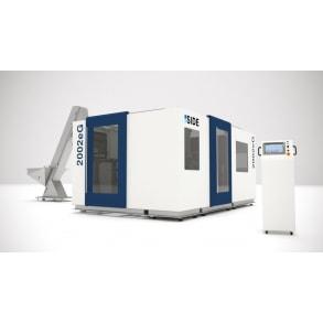 2600 bph till 10 lts blow molding machines 2002eG SIDE
