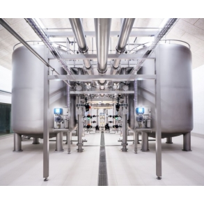 Selective ion exchange plants EUROWATER