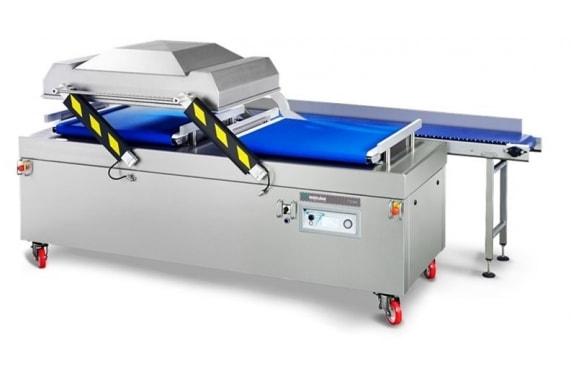 Automatic vacuum machine Titaan 2-90 HENKELMAN