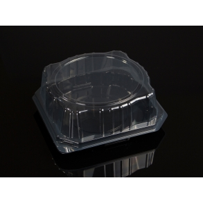 CONTAINER FOR PASTRY WITH LID TYPE B