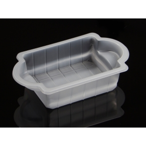 PET CONTAINER FOR DESSERT TYPE B