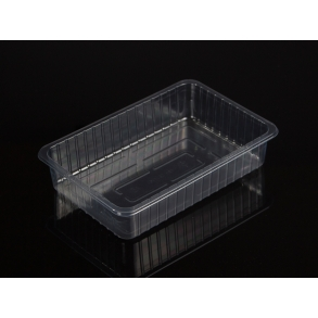 PET CONTAINER FOR PASTRY TYPE A