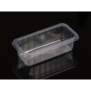 PET CONTAINER FOR PASTRY TYPE B