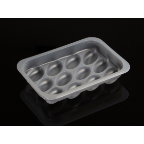 MEATBALL CONTAINER WITH 12 UNITS TYPE A