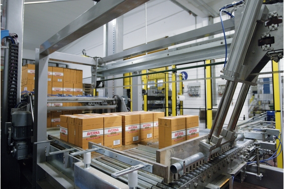 5 - Packaging and palletizing