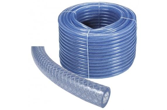 Reinforced PVC pressure hoses