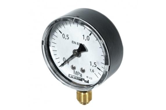 Pressure gauges 0-15 bar
