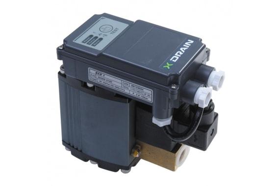 Electromagnetic level controlled drain X-Drain U-Compressors