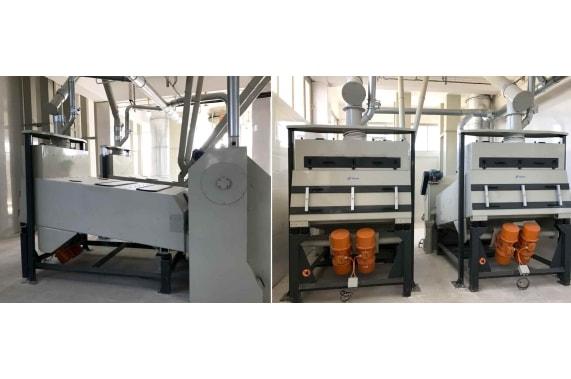 Grain Seperator | TCSI Alapala