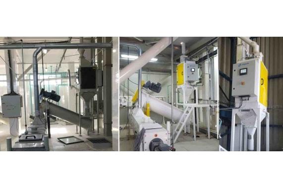 Automatic Dampening Machine | TOCA Alapala