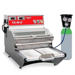 Tray sealer with gas flushing VALKO P-SG 420 GF