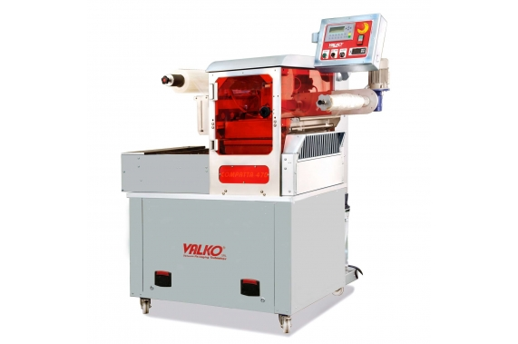 Map and skin-pack tray sealer VALKO COMPATTA 470