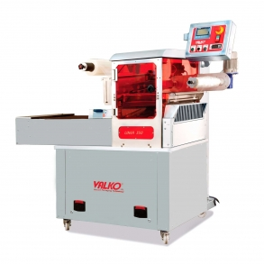 Map and skin-pack tray sealer VALKO LINEA 350