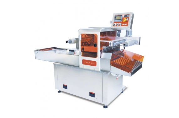Map and skin-pack tray sealer VALKO LINEA 470