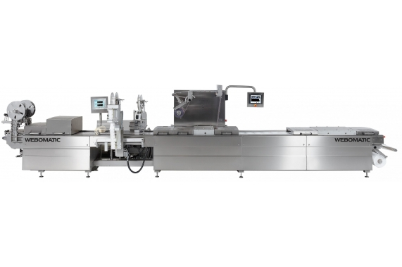 Thermoforming Machine ML-C 5600 Webomatic