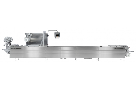 Thermoforming Machine ML-C 7600 Webomatic