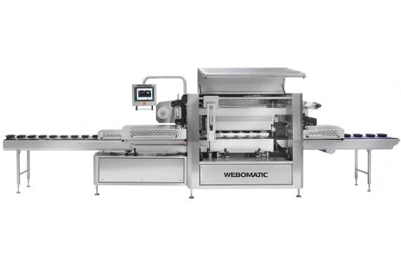 Automatic Tray Sealer TL 1150 Webomatic