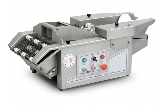 Compact automatic batter - breading machine Uni-Tech