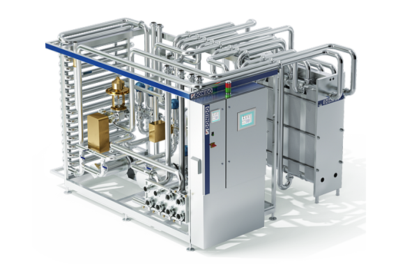 Module for heat treatment to 115°С | DONI®Therm